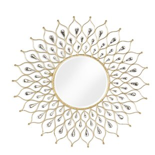 House of Hampton Chauntel Accent Mirror