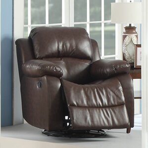 Bonded Manual Rocker Recliner by Best Quality Furniture