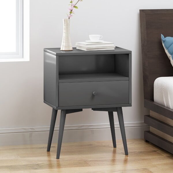 Mcginn End Table With Storage By George Oliver
