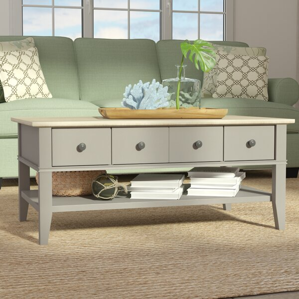Montverde Coffee Table by Beachcrest Home