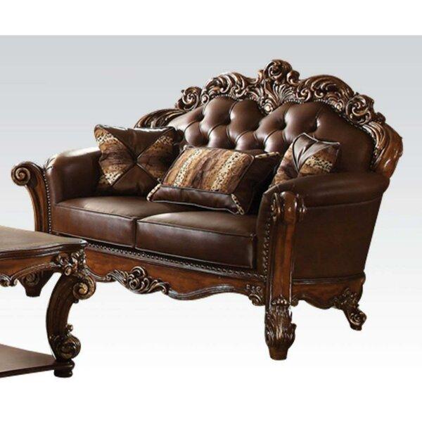 Ulen Upholstered Loveseat by Astoria Grand