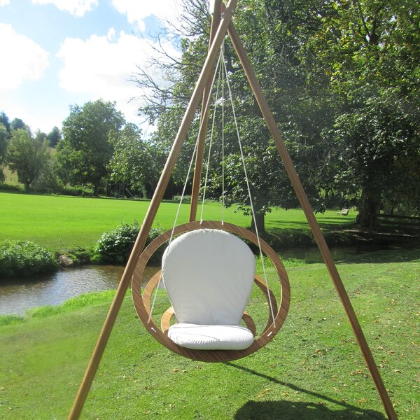 Circa Swing Chair with Stand by Bambrella