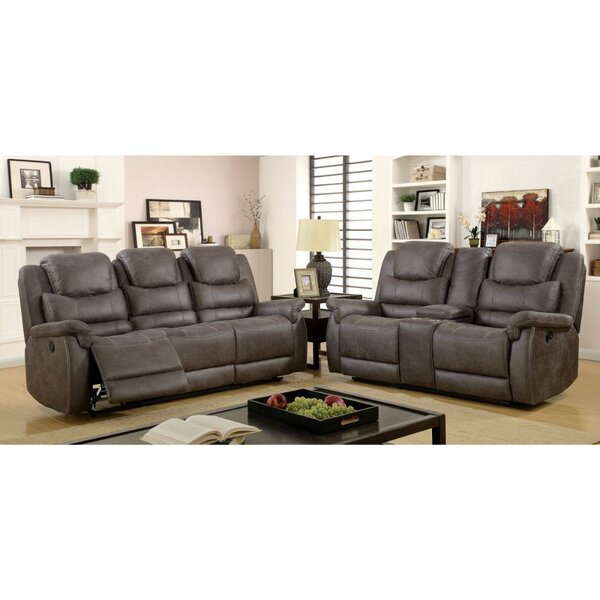 Guerra 2 Piece Reclining Living Room Set by Red Barrel Studio