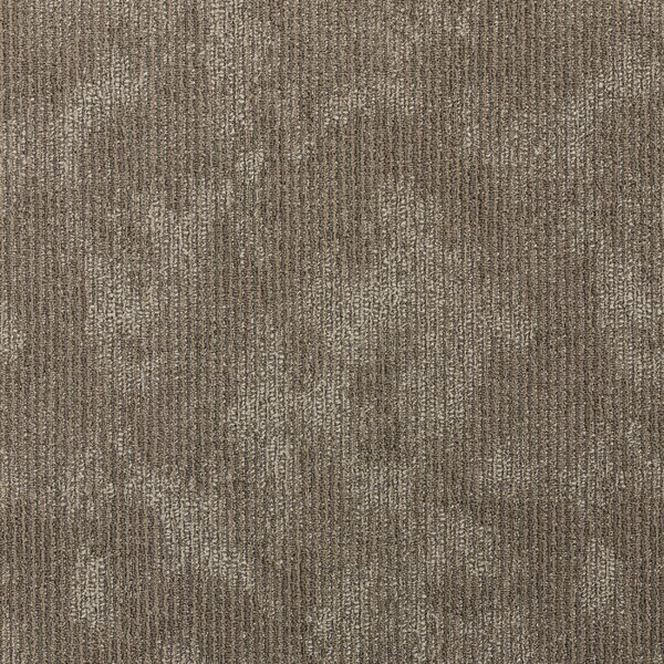 Belmont 24 x 24 Carpet Tile in Canyon Clay by Mohawk Flooring