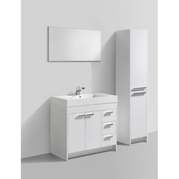 Zuzanna 36 Single Bathroom Vanity Set by Orren Ellis