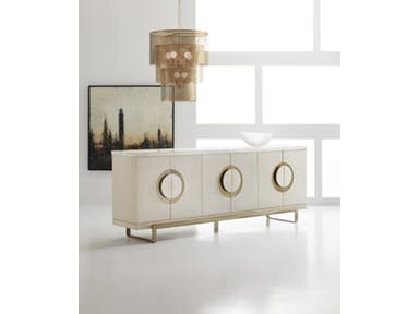 Melange Noelle Credenza by Hooker Furniture