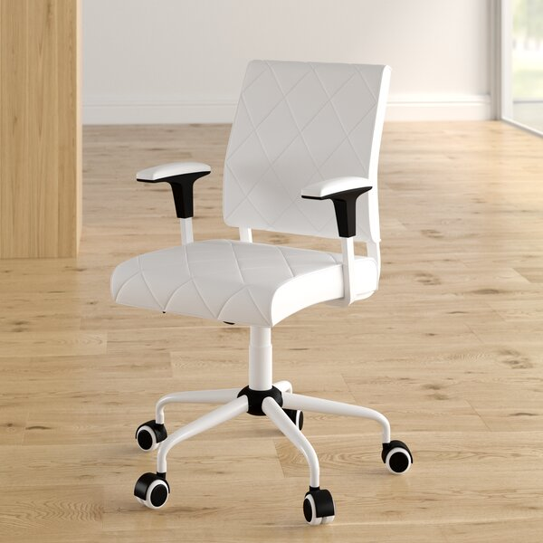 Colette Mid-Back Desk Chair by Zipcode Design