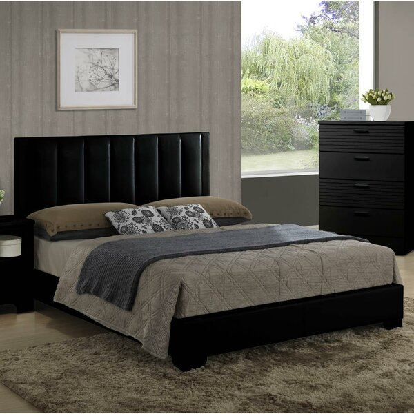 Moderno Upholstered Panel Bed by Wildon Home ®
