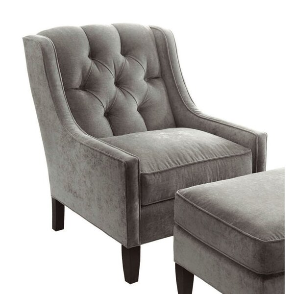 Merrill Armchair by Braxton Culler