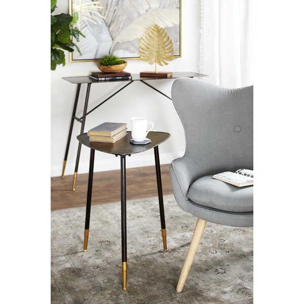 Mathewson End Table by Wrought Studio