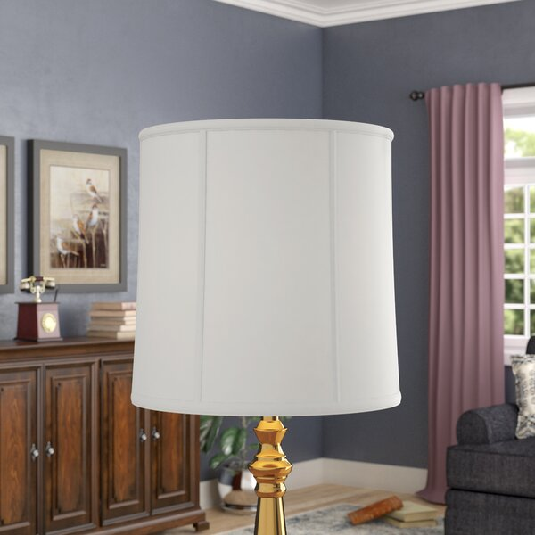 16 Silk Shantung Drum Lamp Shade By Darby Home Co.