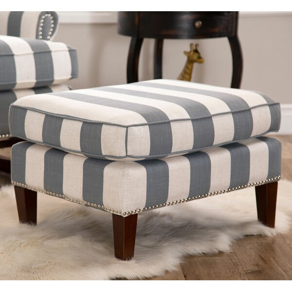 Birkett Ottoman by Darby Home Co