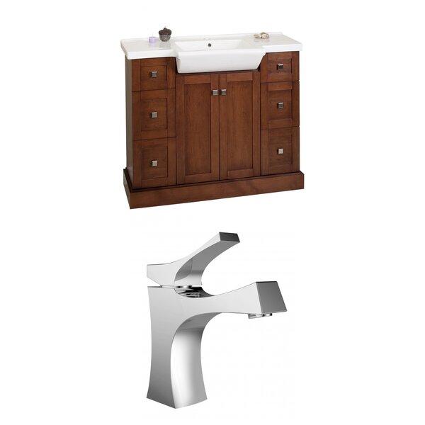 Prelude 40 Single Bathroom Vanity Set by American Imaginations