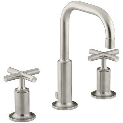 Sink Faucet Low Brushed Nickel photo