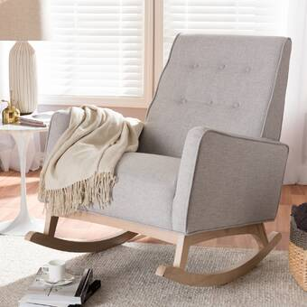 Enjoyable Karla Dubois Emerson Rocking Chair Reviews Wayfair Pdpeps Interior Chair Design Pdpepsorg