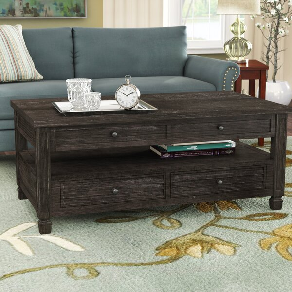 Massimo Lift Top Coffee Table With Storage By Alcott Hill