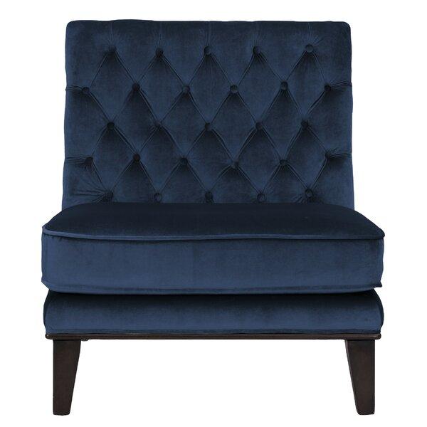 Adelina Slipper Chair by Grovelane Teen