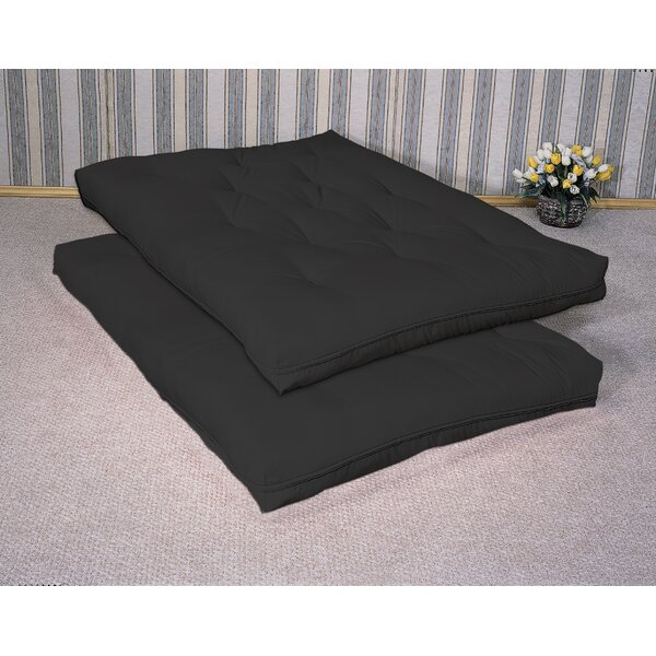 Time Out 6 Full Size Futon Mattress by Wildon Home ®
