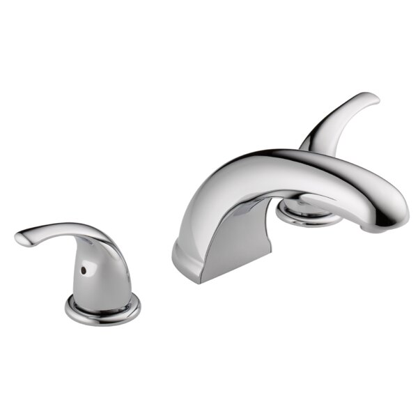 Choice Double Handle Deck Mounted Roman Tub Faucet Trim By Peerless Faucets