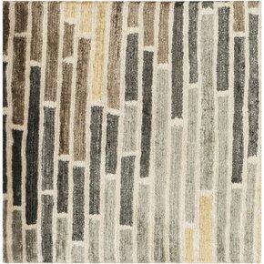 Barrera Icicle/Slate Gray Rug by Latitude Run