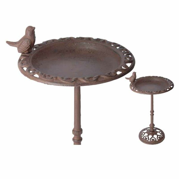 Best for Birds Bird Feeder Birdbath by EsschertDesign