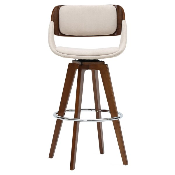 Castille 29.5 Swivel Bar Stool by George Oliver