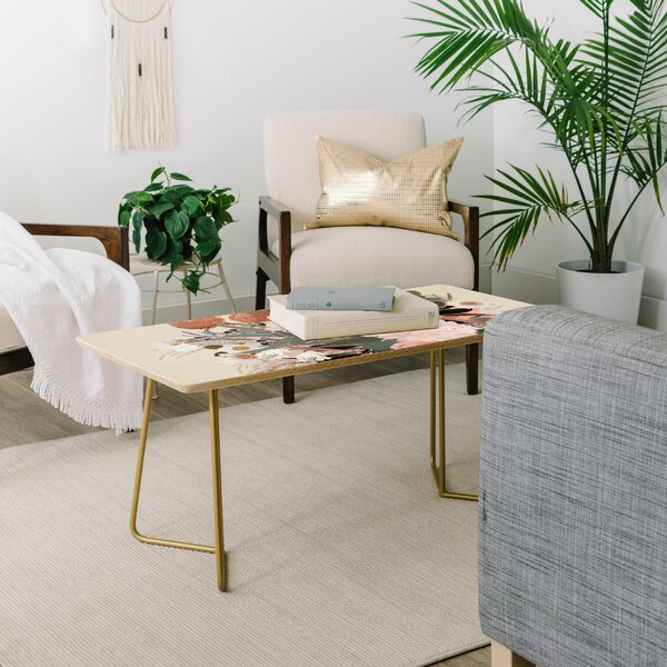 Iveta Abolina Coffee Table by East Urban Home East Urban Home