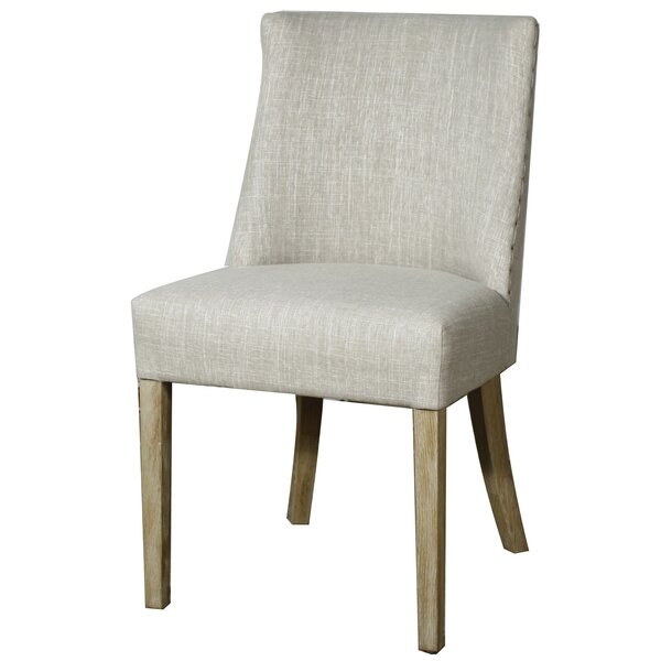 Chappell Parsons Chair (Set of 2) by Gracie Oaks