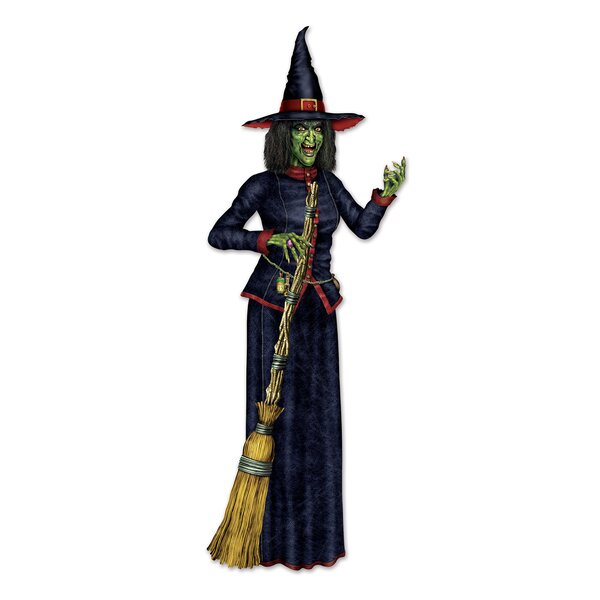 Witch Standup by The Beistle Company