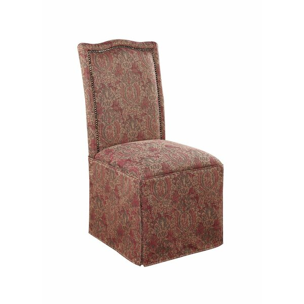Forrest Armless Upholstered Dining Chair (Set Of 2) By Astoria Grand Astoria Grand