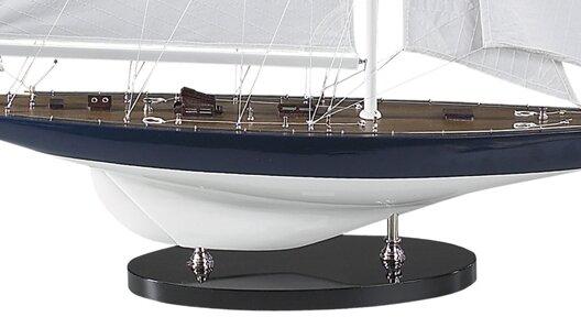 1934 Rainbow J-Model Yacht