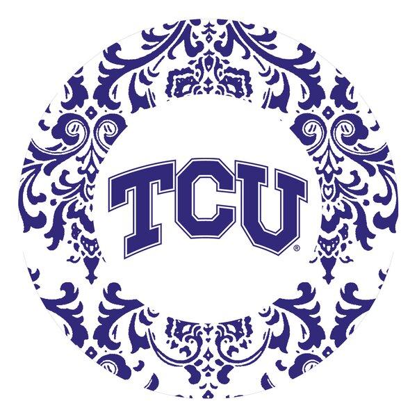 Texas Christian University Collegiate Coaster (Set of 4) by Thirstystone