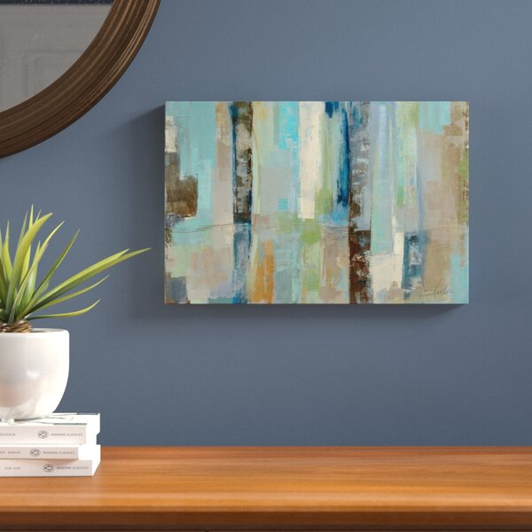 Skylights Painting Print on Wrapped Canvas by Langley Street