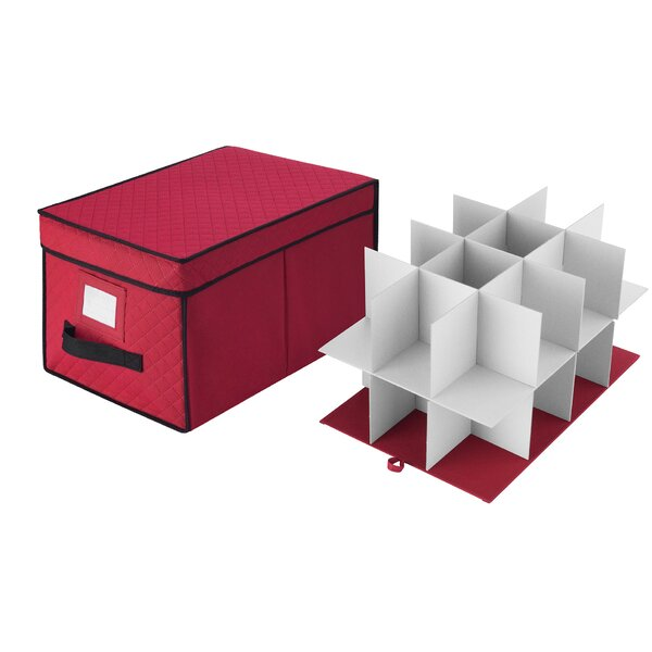 Ornament Storage Box by Elf Stor