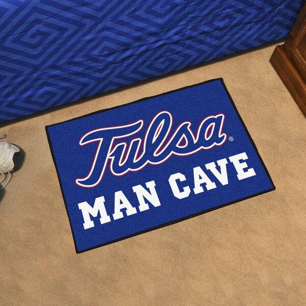 University of Tulsa Doormat by FANMATS