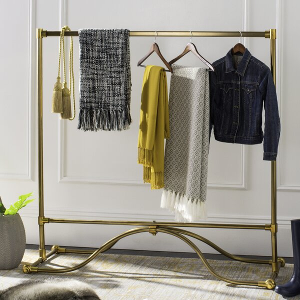 Popham Modern Coat Rack by Darby Home Co