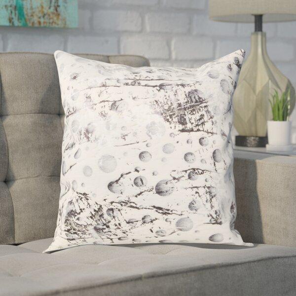 Arienne Frost Throw Pillow (Set of 2) by Brayden Studio