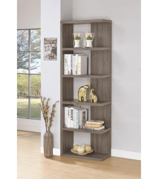 Tillett Standard Bookcase by Wrought Studio