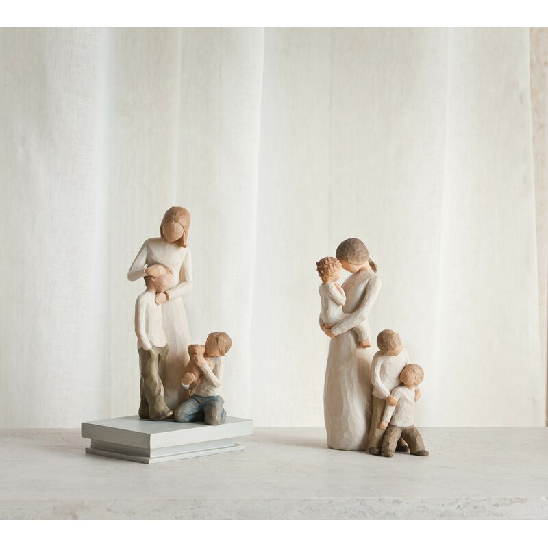 Willow Tree Figur 21 cm Mutter und Sohn MOTHER AND SON