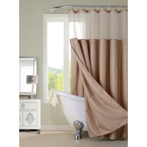 Brown Shower Curtains You Ll Love Wayfair