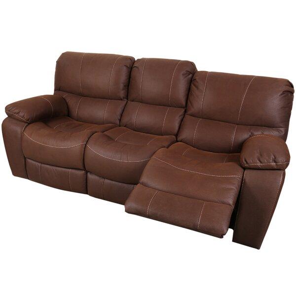 Rashida Modern 3 Seats Reclining Sofa by Red Barrel Studio