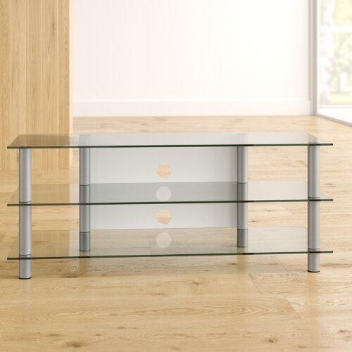 TV-Rack Tally für TVs bis zu 65 ClearAmbient Beschichtung: Transparent | Wohnzimmer > TV-HiFi-Möbel | ClearAmbient