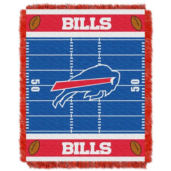 NFL Bills Field Baby Throw by Northwest Co.