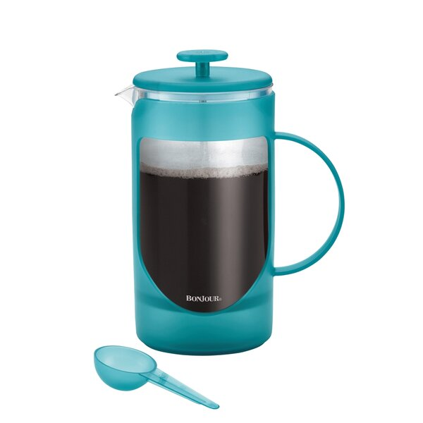 8 Cup Ami-Matin Unbreakable French Press Coffee Maker by BonJour