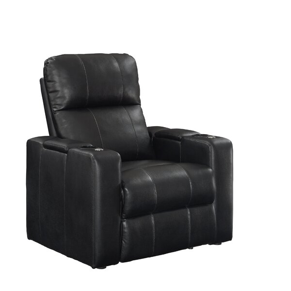 Staciee Power Wall Hugger Recliner [Red Barrel Studio]