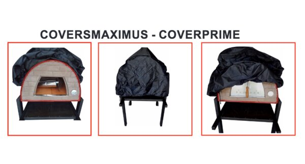 Maximus Prime Oven Cover by Authentic Pizza Ovens