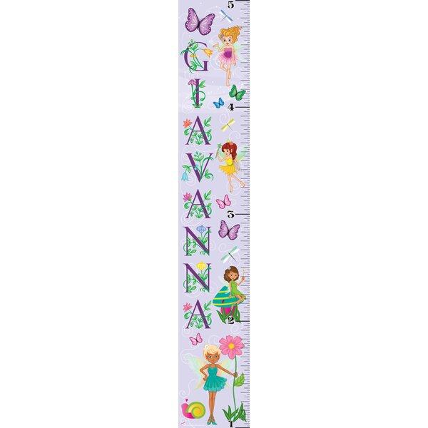 Fairy Girl Growth Chart by Mona Melisa Designs
