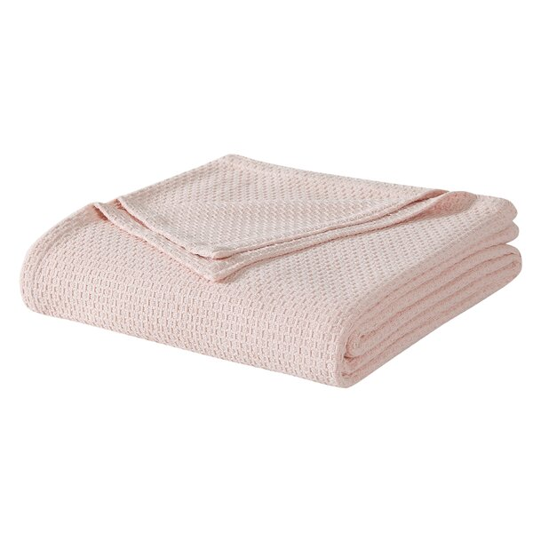 Cotton Blanket by Laura Ashley Home