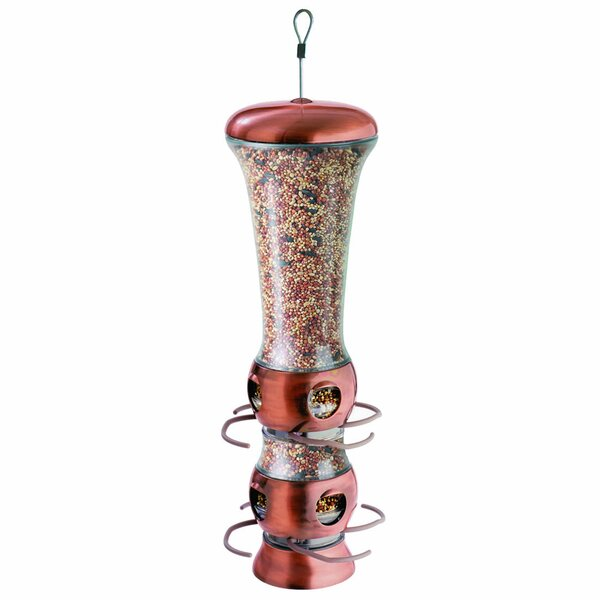Select-a-Bird Tube Bird Feeder by Perky Pet