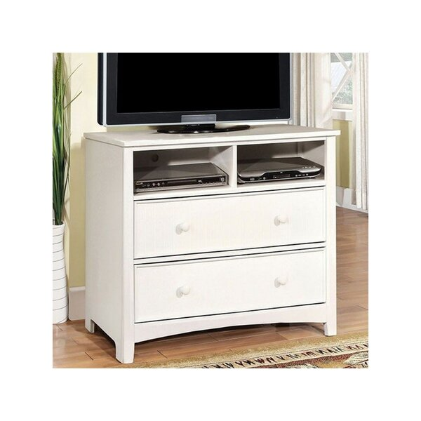 Chaparosa 2 Drawer Media Chest By Ebern Designs